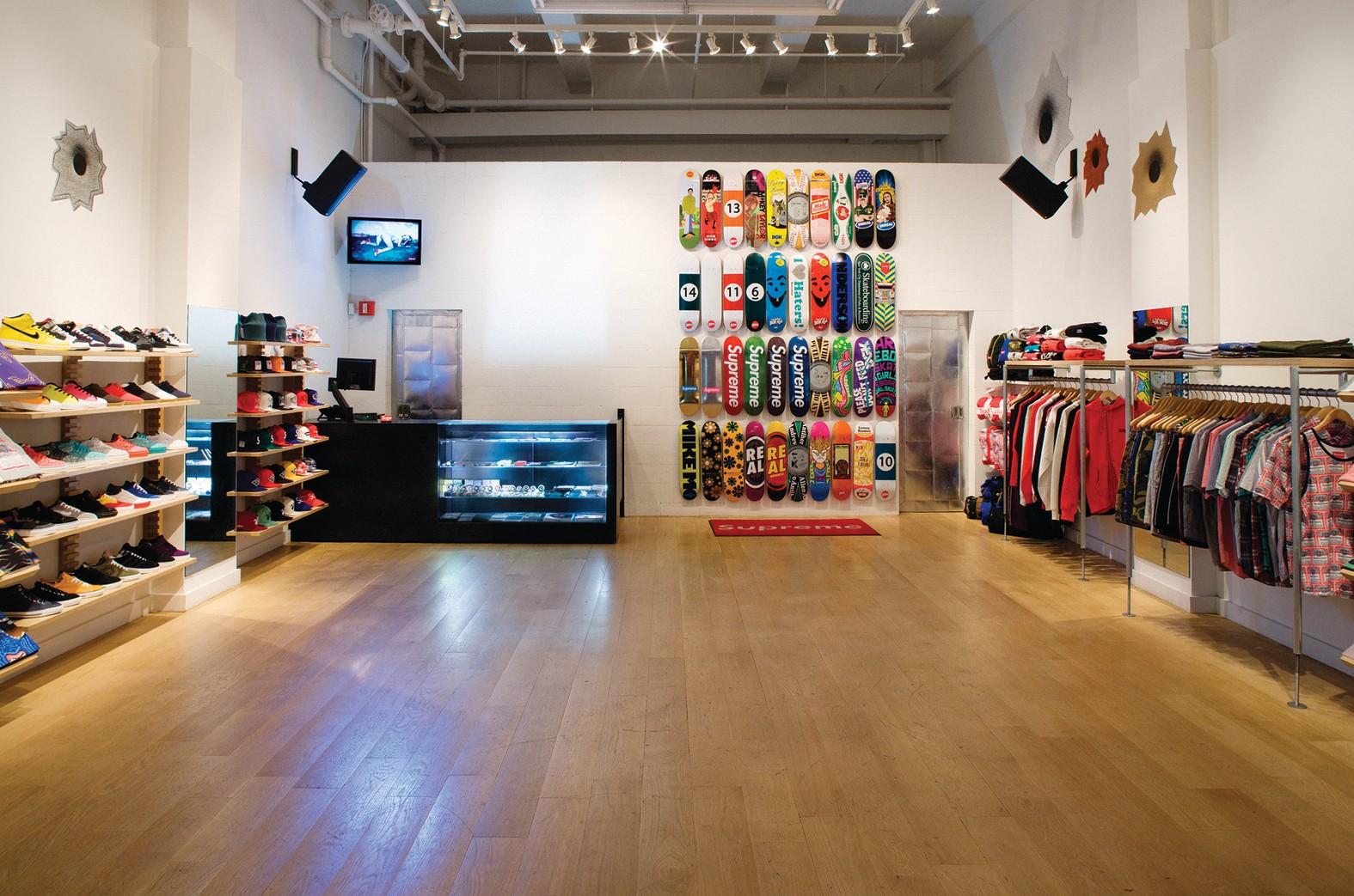 supreme store shop inside nyc – BOARD RAP 5e4419322fc9