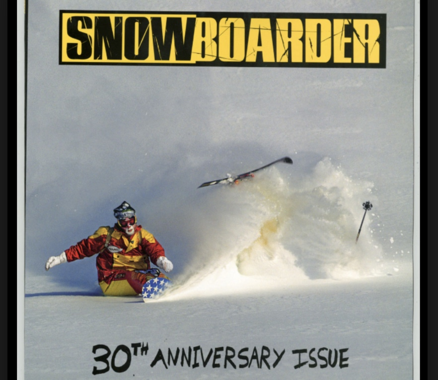 The Story Behind The Greatest Snowboard Photo Ever