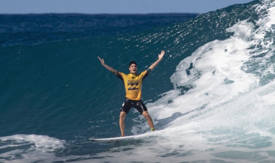 Only One Non-Brazilian Surfer Won a WSL Contest in 2018 Yet Institutionalized Racism Rages On