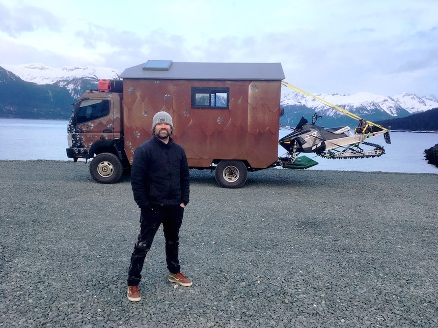 "#Vanlife / Selfie Originator Mikey Basich is Still At It | But don't call him an ""Influencer"""
