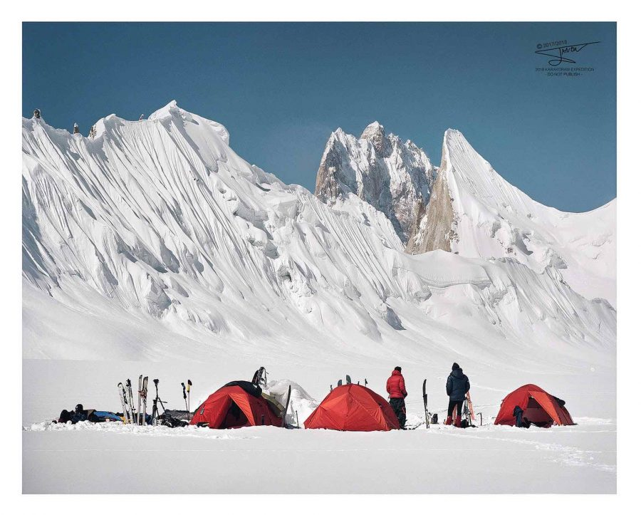 Behind 'ZABARDAST': A Raw Travel Diary of an Expedition into the Heart of the Karakoram Range