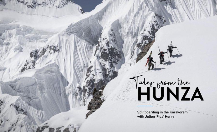 """Splitboarding the Karakoram range of Pakistan   """"… an endless playground for the motivated explorer."""""""