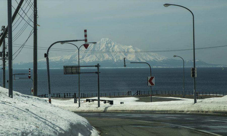 Japan's Elusive Powder Volcano Island   Mecca if you ever see sun