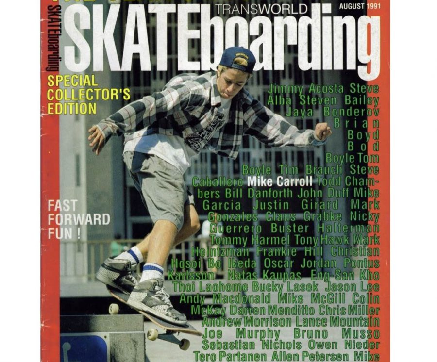Why Thrasher Ended Up On Top of TransWorld SKATEboarding | A final obituary