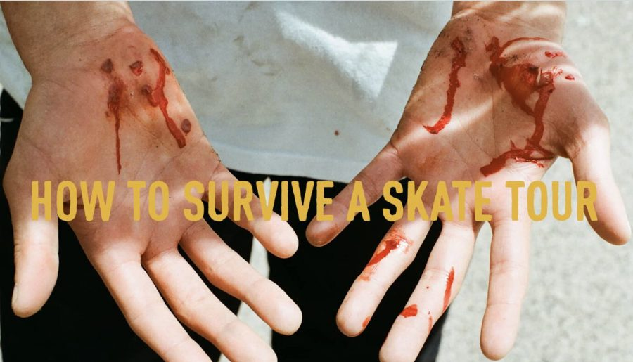 How To Survive a Skate Tour | Clichés of skate life in Italy