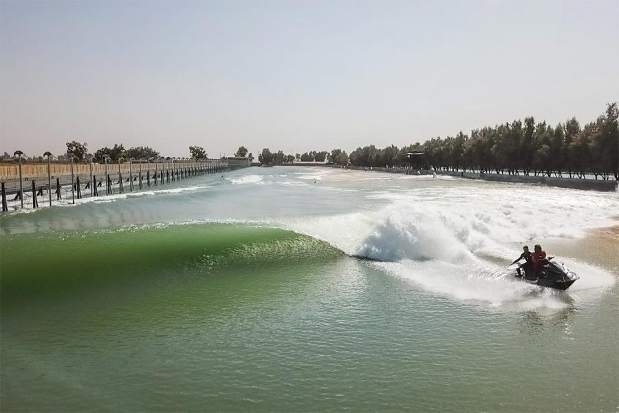 "The Business of Wave Pools | ""Nobody's delivering waves on tap for free."""