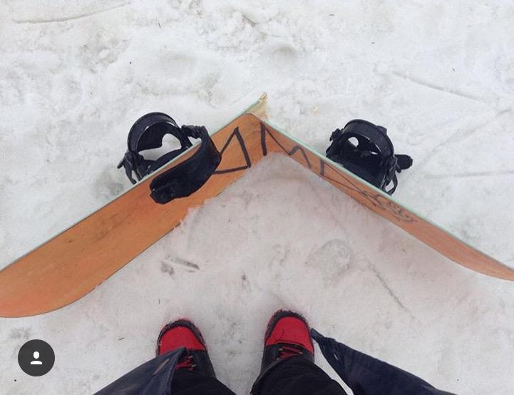 самодельные сноуборды картинки приколы