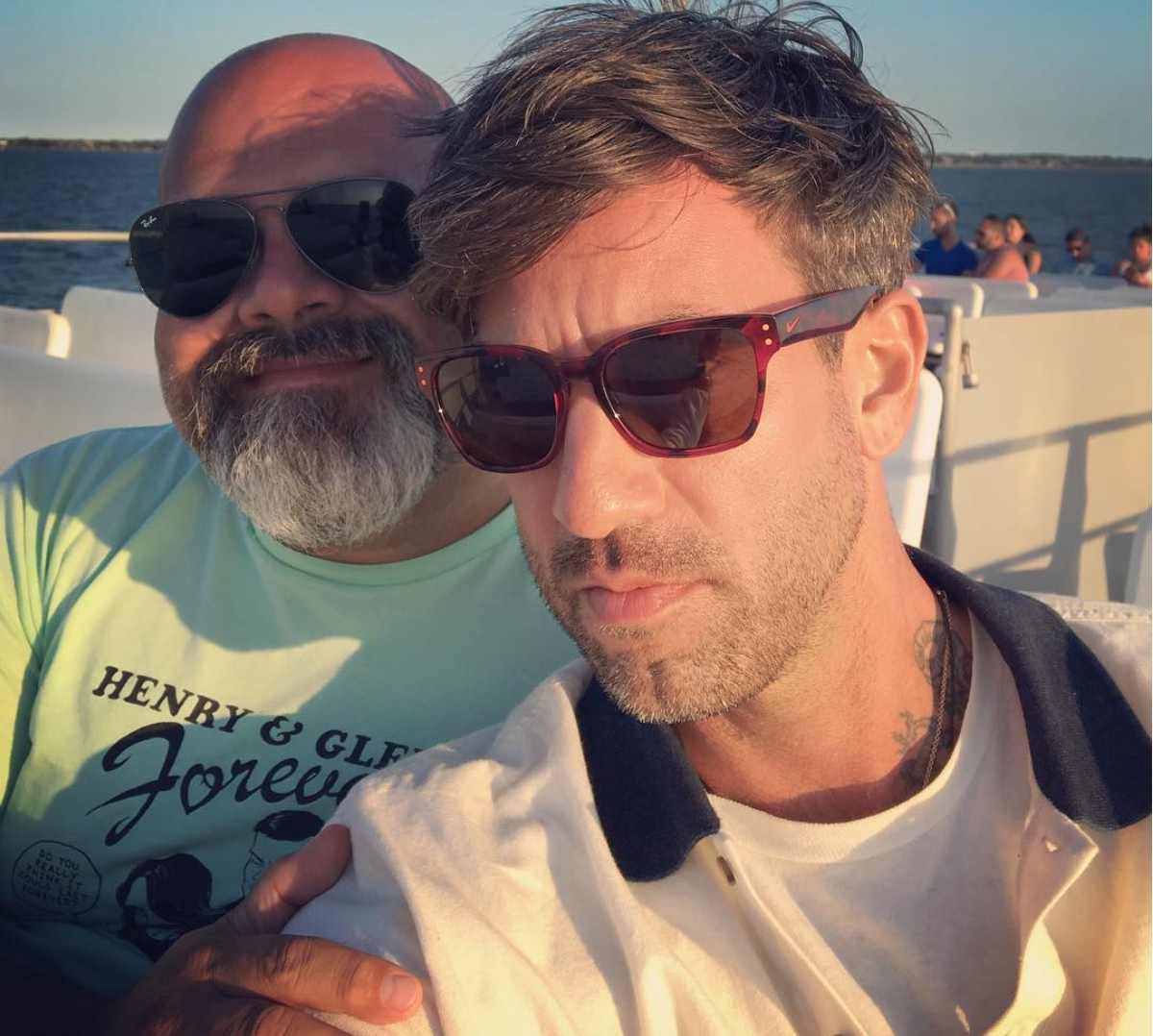 gay pro skateboarder brian anderson's boyfriend   BOARD RAP