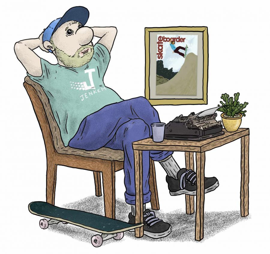"""16 Things I Learned From Writing About Skateboarding 
