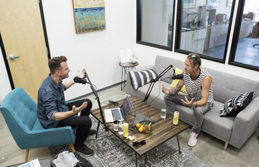 The Rise Of The Action Sports Podcast   Print died, Audio thrives
