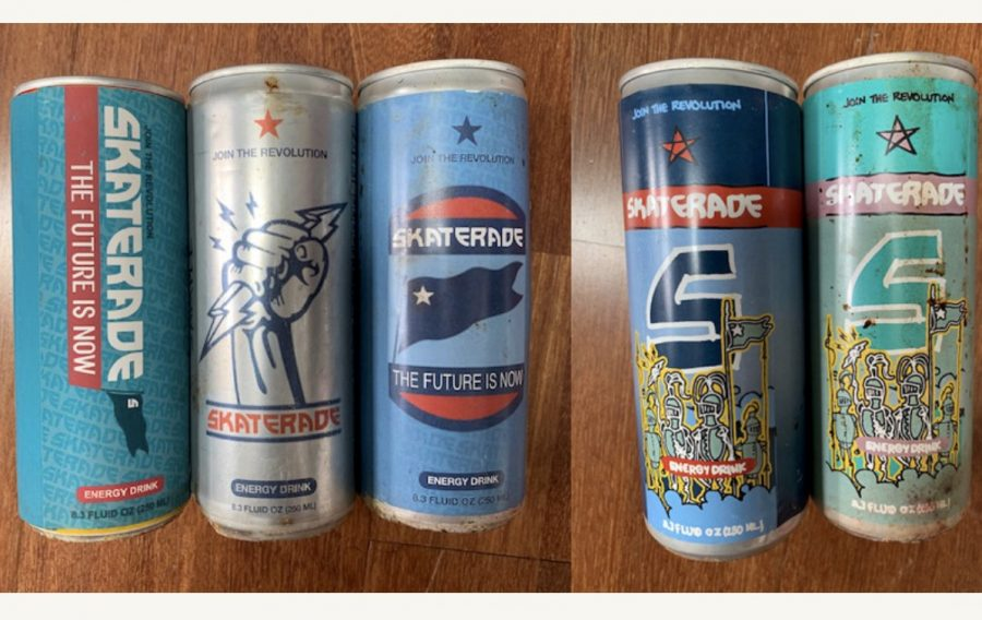 The Story of Skateboardings 1st Energy Drink | From SKATERADE to PIZZANISTA! + how Monster put them out of biz