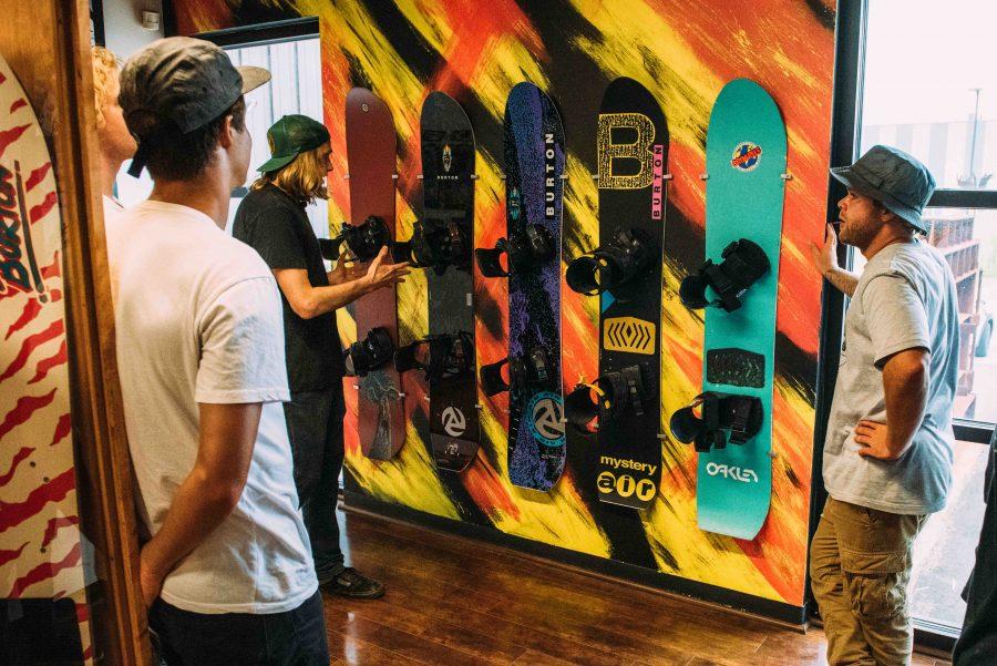 "Dream Job: Snowboard History Archivist | ""Jake's prototypes are my favourites… """
