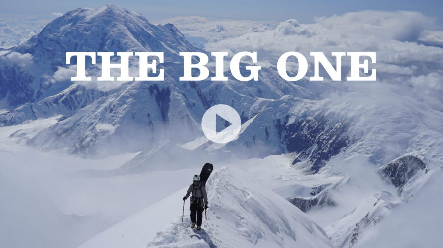 Surfer Summits Denali w/ Allstar Cast of Snowboarders | 5 first descents ticked off